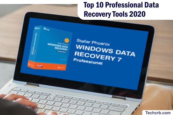 Top 10 Professional Data Recovery Tools