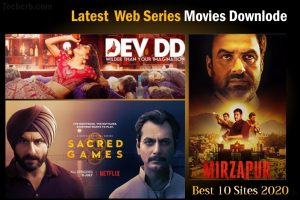 latest Web series movies downlode best 10 sites 2020