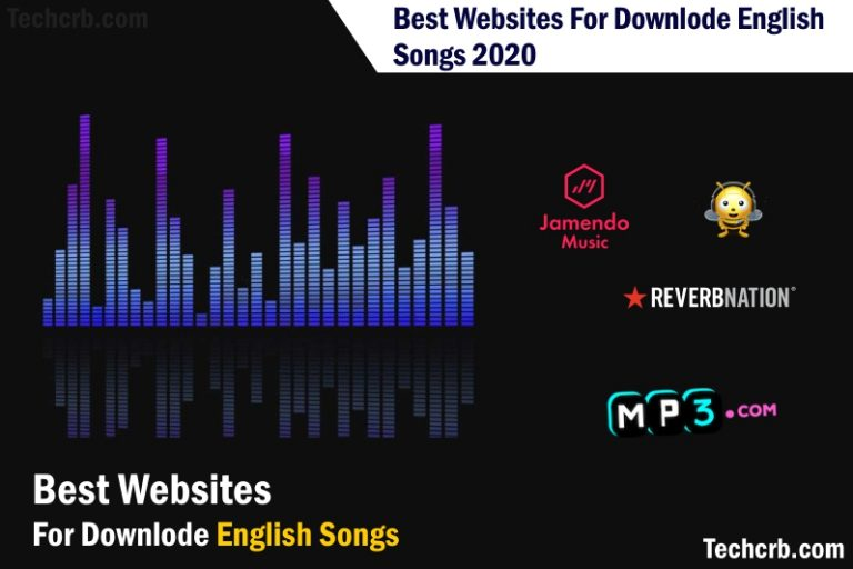 18 Best Websites For Downlode English Songs 2020