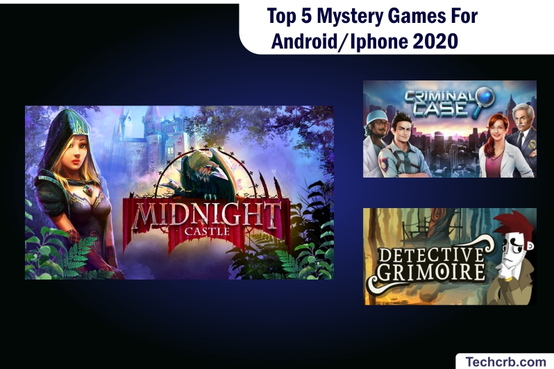 Top 5 Mystery Games For AndroidIphone 2020
