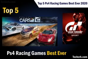 Top 5 Ps4 racing games best ever 2020