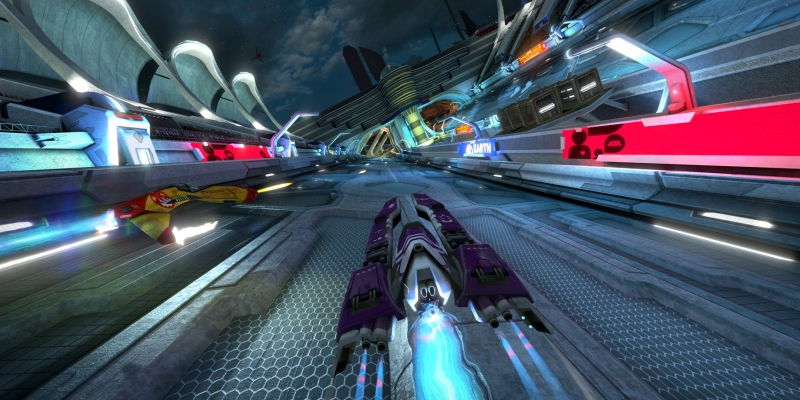 WipEout Omega Collection - Ps4 Racing Games