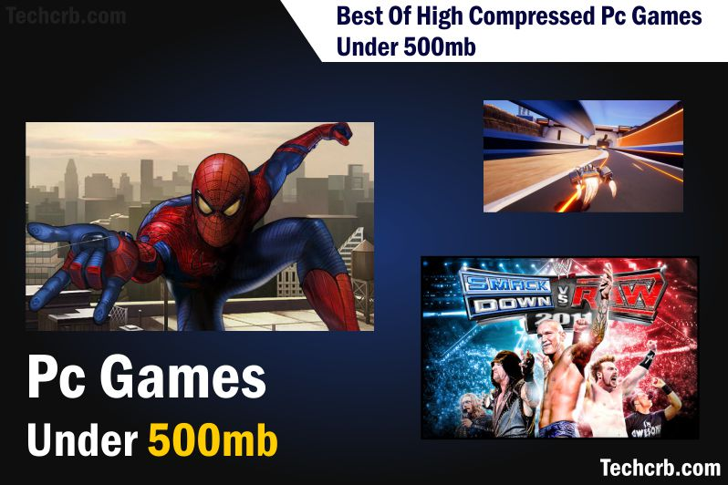 Best Of High Compressed Pc Games Under 500mb 2020